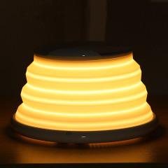 灯笼无线充氛围灯可伸缩手机支架 办公实用礼品