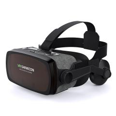 千幻魔镜G07E新款vr眼镜3D虚拟现实头戴式   春节送礼