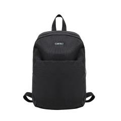 卡帝乐鳄鱼(CARTELO)瑞奇时尚商务双肩包 大容量防泼水电脑包 公司活动奖品什么好