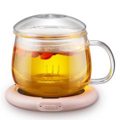 优益(Yoice)暖暖杯 保温水杯加热垫 广告礼品定制