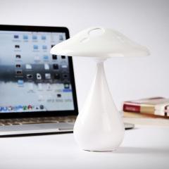 蘑菇空气净化器台灯 全球首款净化空气的台灯 - 白