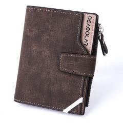 男士中长款钱包 休闲复古帆布纹男钱夹   以上奖品
