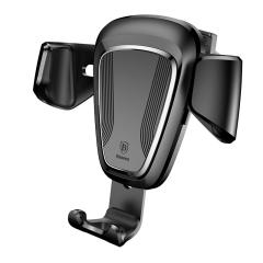 Baseus 创意重力车载手机支架空调出风口手机支架 车载小礼品