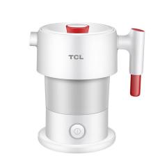 TCL 便携随身带折叠电热水壶 公司团建礼品