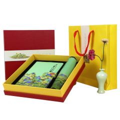 千里江山 特色筆記本鼠標墊商務套裝 今年流行的商務禮品