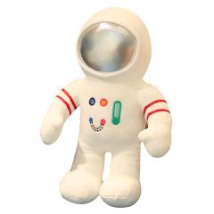 宇航员毛绒公仔 创意太空人超人玩具摆件 中秋活动小礼品