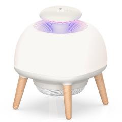 三板斧創意多功能滅蚊燈智能光控驅蚊器 夏季的禮品