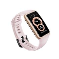华为(HUAWEI)华为手环6 全面屏连续血氧监测智能手环 两周长续航智能心率监测运动手环 智能礼品