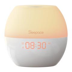 Sleepace享睡 智能唤醒灯 蓝牙音响灯 闹钟 中秋互联网公司送什么好