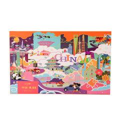 【美诚礼】中国风采月饼礼盒  中秋节员工礼品方案