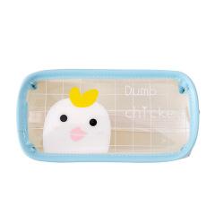 小清新动物卡通大容量笔袋 实用便携 活动小奖品