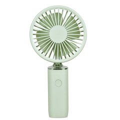 夕风软管手持风扇 腕带设计随手便携小风扇 夏季小礼品