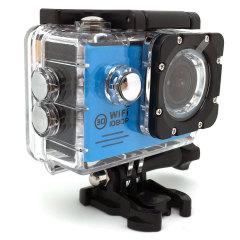 凌通SJ7000 运动相机1080P高清防水运动摄像机 DV航拍防水wifi版 实用运动礼品