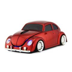 甲壳虫汽车无线鼠标 复古老爷车创意鼠标 物业送小礼品