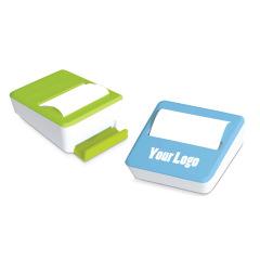 抽取式便签盒手机座 多功能创意便携便签纸 办公礼品定制