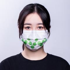 【来图定制】一次性医用防护口罩 药监局备案 促销礼品定制