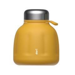 创意小南瓜保温杯 便携迷你硅胶不锈钢保温杯250ML 活动奖品