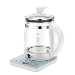 德国Miji 多功能养生壶 玻璃花茶烧水家用电水壶